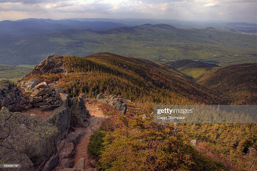 Airline trail view New Hampshire