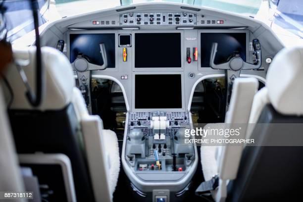 Airplane dashboard