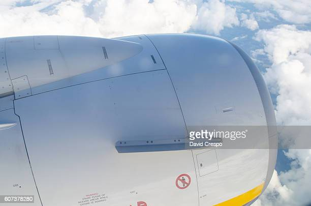 Airplane motor
