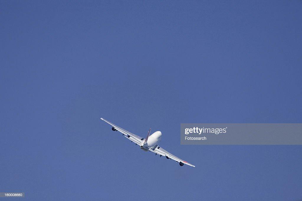 Airplane : Stock Photo