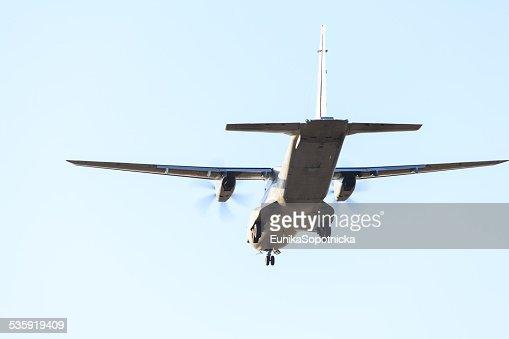 Airplane. : Stock Photo