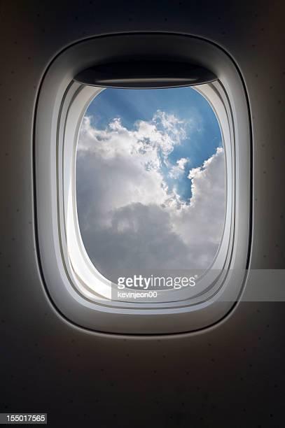 Fenêtre d'avion