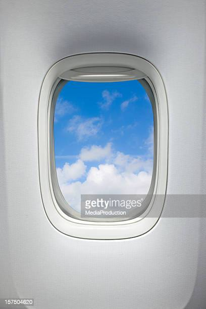 Ventana de avión (Clipping Path (Borde de corte