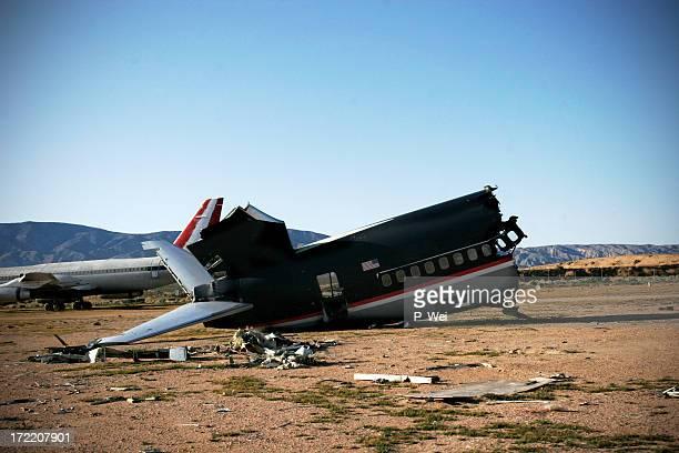 Airplane! Wreckage