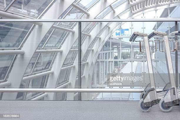 Airport Baggage Cart