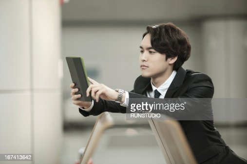Airport Business : Stock-Foto