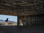 Flughafen Kleiderbügel