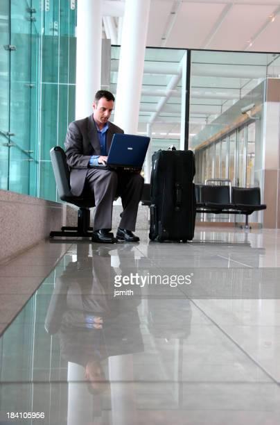 Airport Laptop