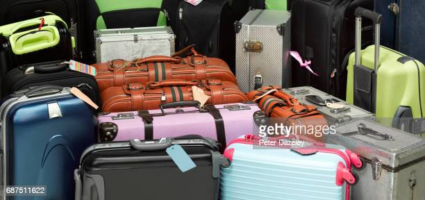 Airport lost property