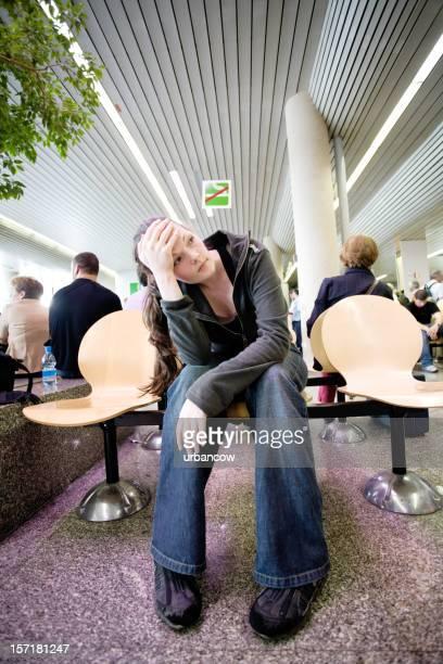 Salon de l'aéroport