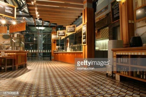 Airport restaurant self service longview