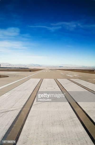Piste de l'aéroport