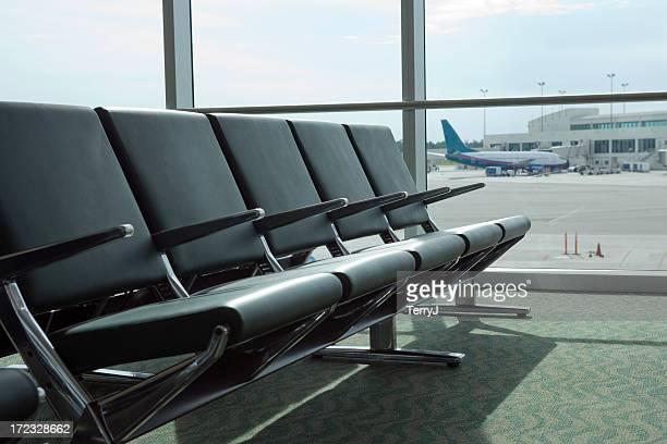 Aeroporto de lugares
