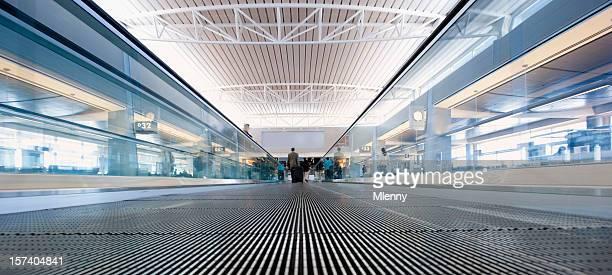 Airport Walkway