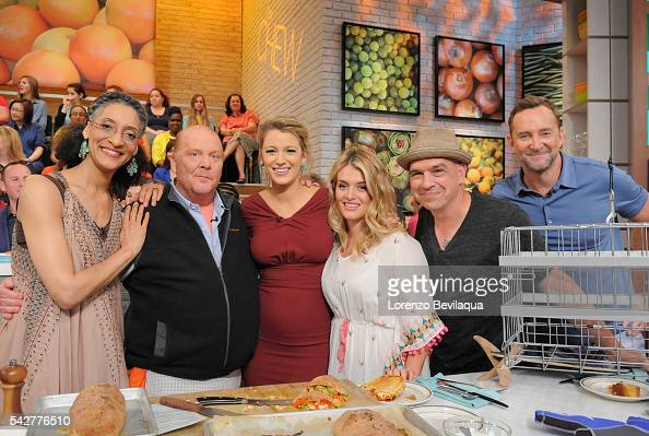 THE CHEW airs 6/24/16 Actress Blake Lively appears on THE CHEW airing MONDAY FRIDAY on the ABC Television Network KELLY