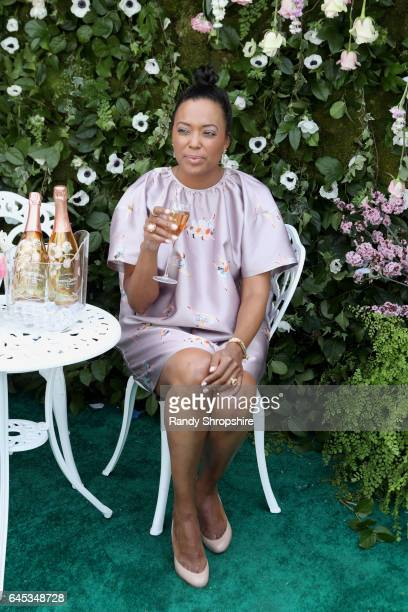 Aisha Tyler attends the 2017 Film Independent Spirit Awards sponsored by PerrierJouet on February 25 2017 in Santa Monica California