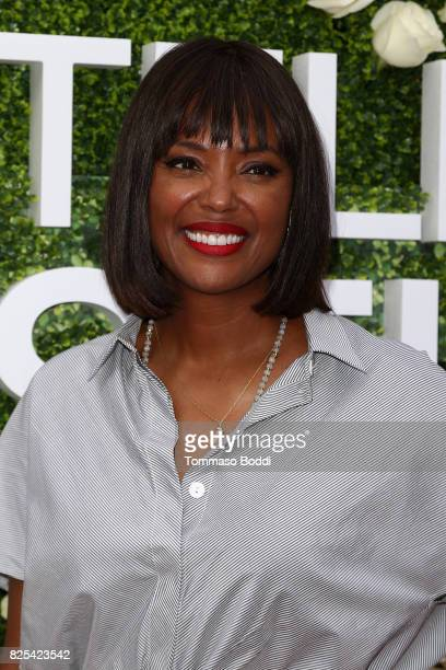 Aisha Tyler attends the 2017 Summer TCA Tour CBS Television Studios' Summer Soiree at CBS Studios Radford on August 1 2017 in Studio City California