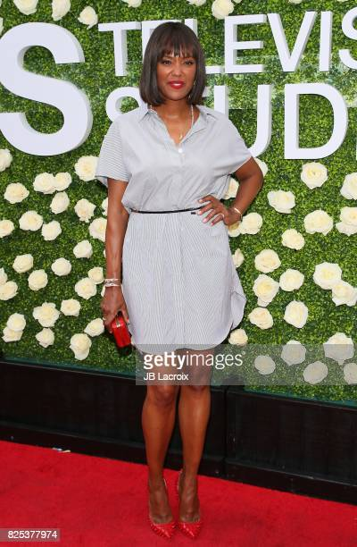 Aisha Tyler attends the CBS Television Studios' Summer Soiree during the 2017 Summer TCA Tour on August 01 in Studio City California