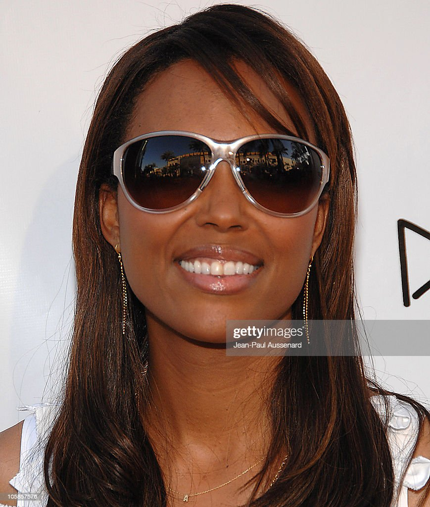 Aisha Tyler during Davante Rodeo Drive Boutique Opening at Davante in Beverly Hills, California, United States.
