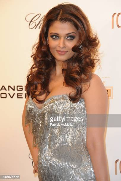 Aishwarya Rai attends ROBERTO CAVALLI 40th Anniversary Event CONTACT SIPA PRESS FOR SALES at Les BeauxArts de Paris on September 29 2010 in Paris...