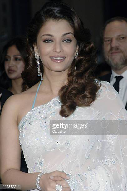 Aishwarya Rai during Time Magazine's 100 Most Influential People Celebration in New York City New York United States