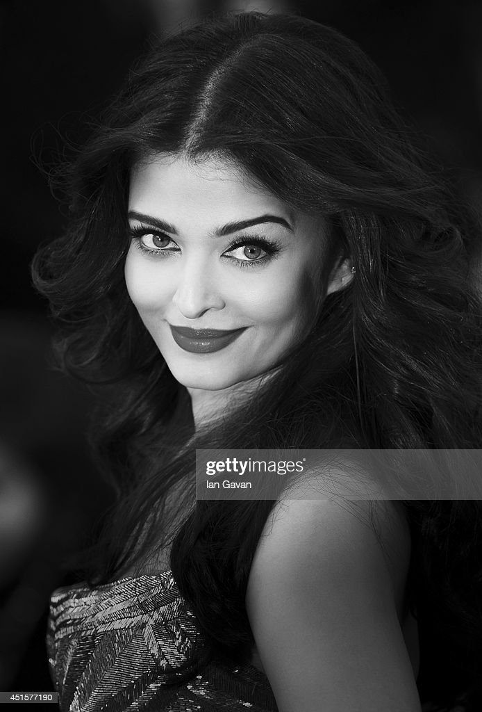 Aishwarya Rai is photographed at The 67th Annual Cannes Film Festival on May 20 2014 in Cannes France
