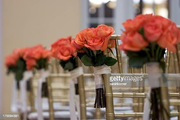 Corridoio di rose