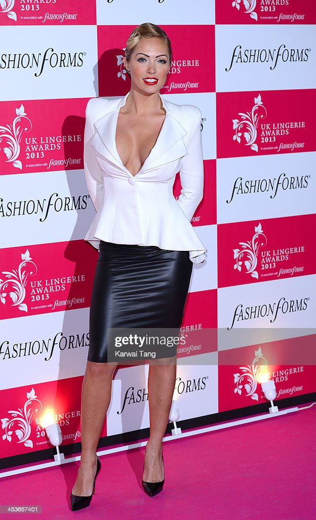 <a gi-track='captionPersonalityLinkClicked' href=/galleries/search?phrase=Aisleyne+Horgan-Wallace&family=editorial&specificpeople=2328938 ng-click='$event.stopPropagation()'>Aisleyne Horgan-Wallace</a> attends the UK Lingerie Awards held at the Freemasons Hall on December 4, 2013 in London, England.