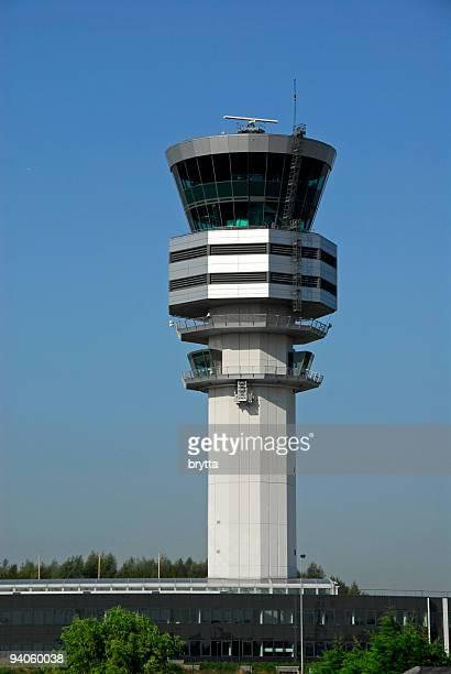 Ait traffic control tower in Steenokkerzeel,Vlaams-Brabant,Belgium