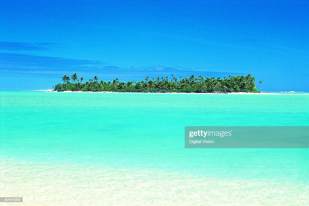 Aitutaki, Cook Islands : Stock Photo