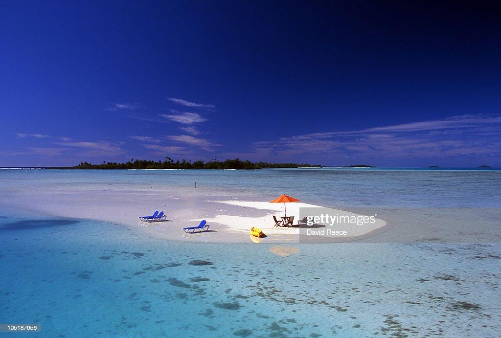 Aitutaki Lagoon