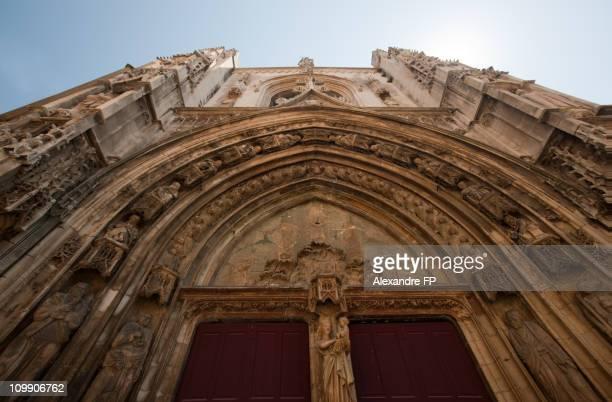Aix-en-Provence Saint-Sauveur Cathedral fa?ade
