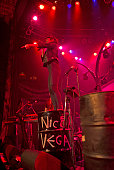 Aja Volkman of the band Nico Vega performs at the House of Blues Chicago Illinois March 5 2013