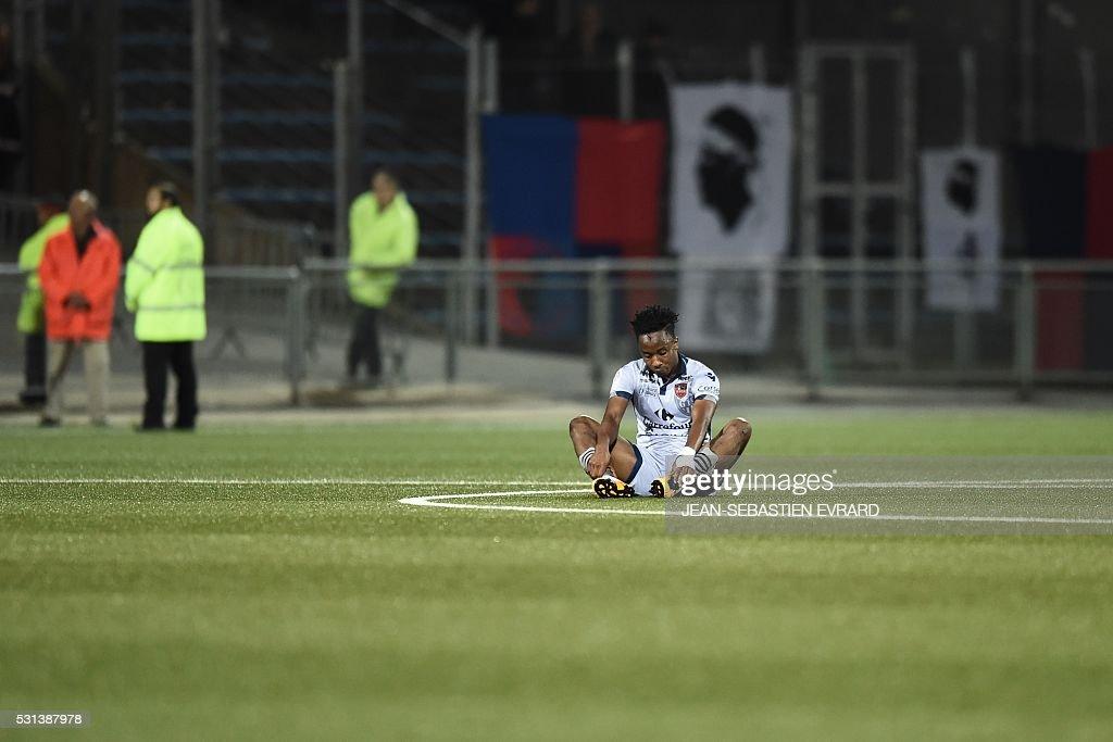 Fc lorient v gfc ajaccio ligue 1 getty images for Lorient match