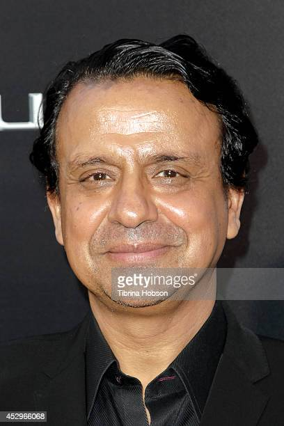 Ajay Mehta attends the Weinstein Company short films presented by Lexus at Regal Cinemas LA Live on July 30 2014 in Los Angeles California