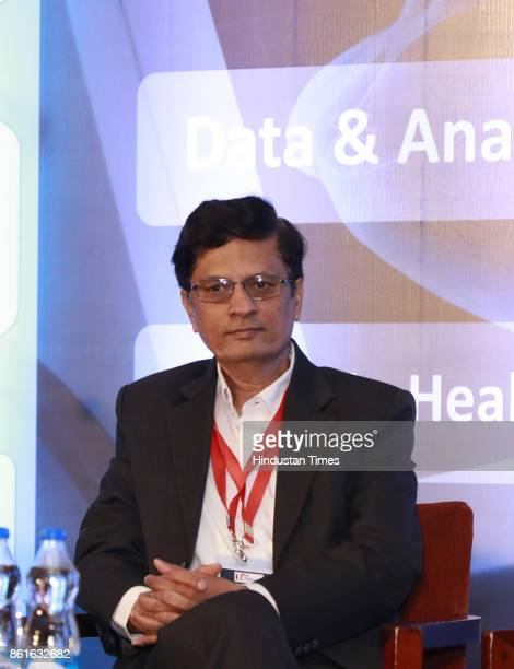 Ajaya Bhagwat during TiE Pune Healthcare Summit 2017 at Westin Hotel on October 13 2017 in Pune India