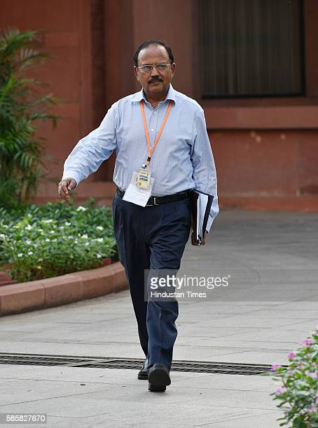 Ajit Kumar Doval former Indian Intelligence and Law Enforcement Officer currently National Security Adviser to Prime Minister Narendra Modi coming...