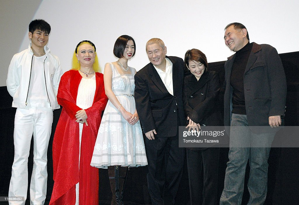 """""""TAKESHI'S"""" Opening Day Stage Greeting"""