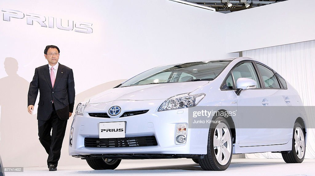 Vice President Of Toyota Motor Corporation