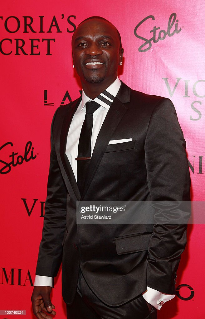 Akon attends the after party following the 2010 Victoria's Secret Fashion Show at Lavo on November 10, 2010 in New York City.
