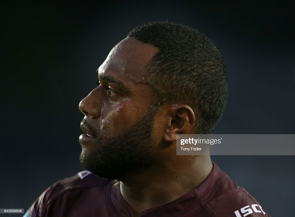 NRL Trial - Sea Eagles v Roosters