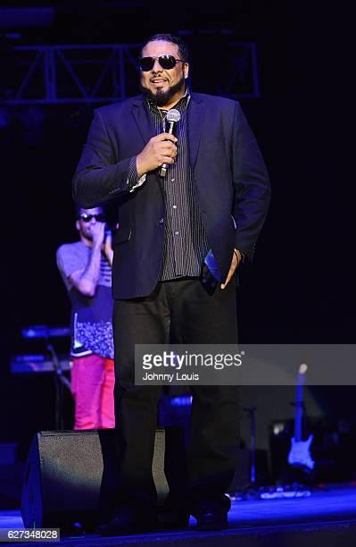 Al B Sure performs onstage at Pompano Beach Amphitheatre on December 2 2016 in Pompano Beach Florida