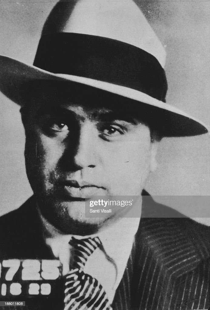 <a gi-track='captionPersonalityLinkClicked' href=/galleries/search?phrase=Al+Capone&family=editorial&specificpeople=93051 ng-click='$event.stopPropagation()'>Al Capone</a> Police Museum on October 16,1929 in New York, New York.