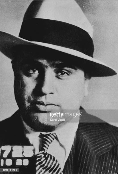 Al Capone Police Museum on October 161929 in New York New York