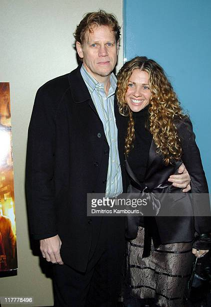 Al Corley and guest during 'Noel' New York City Premiere Arrivals at Regal United Artist Battery Park City Stadium 16 in New York City New York...