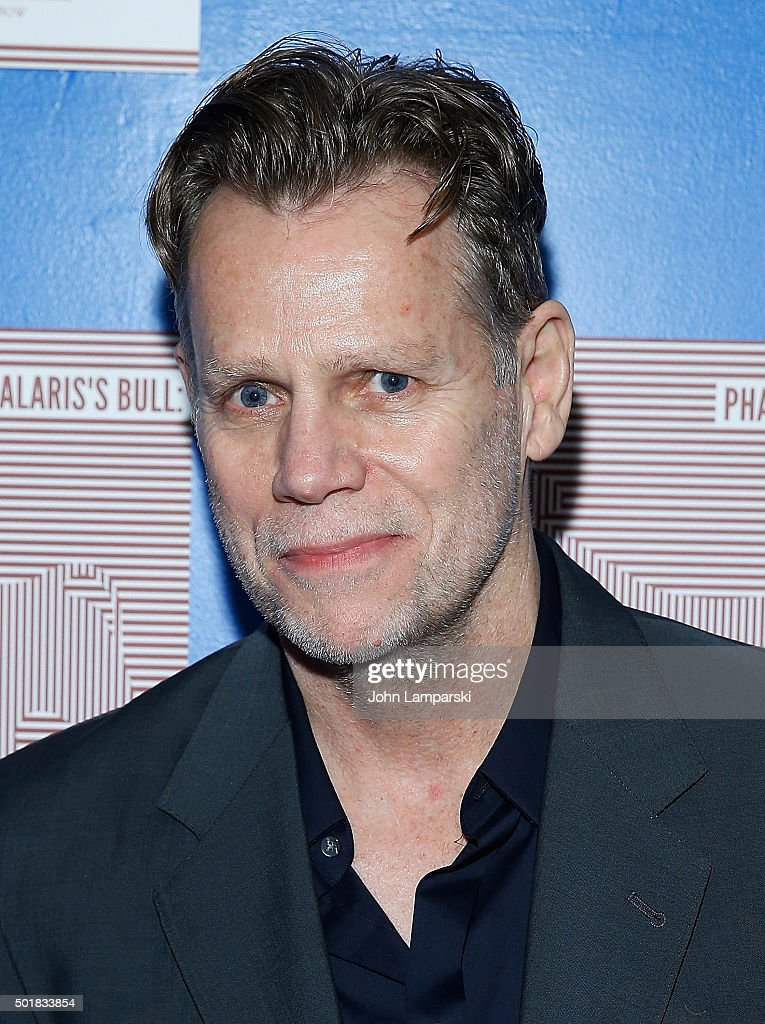 Al Corley attends 'Phalaris's Bull: Solving The Riddle Of The Great Big World' opening night at Beckett Theatre on December 17, 2015 in New York City.