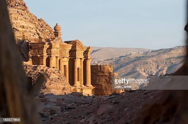 Al Deir Temple in Petra