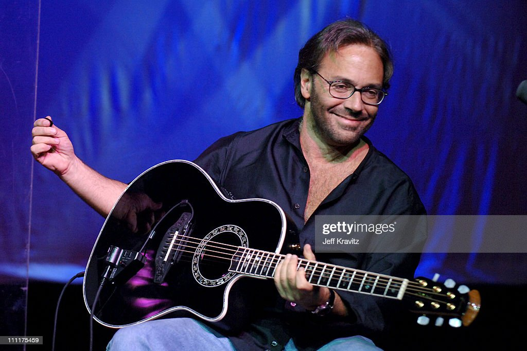 Al Di Meola during Ovation 40th Anniversary Party at Hilton Hotel in Anaheim California United States