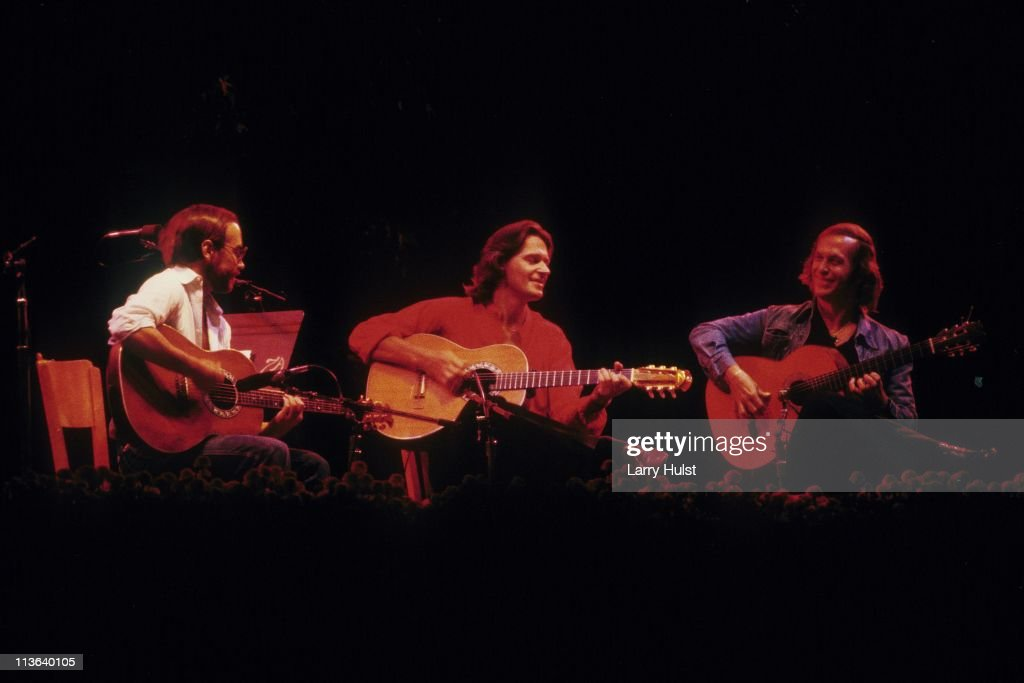 <a gi-track='captionPersonalityLinkClicked' href=/galleries/search?phrase=Al+Di+Meola&family=editorial&specificpeople=4457078 ng-click='$event.stopPropagation()'>Al Di Meola</a>, John McLaughlin and Paco De Lucia performing at the Warfield Theater in San Francisco, California on December 6, 1980.