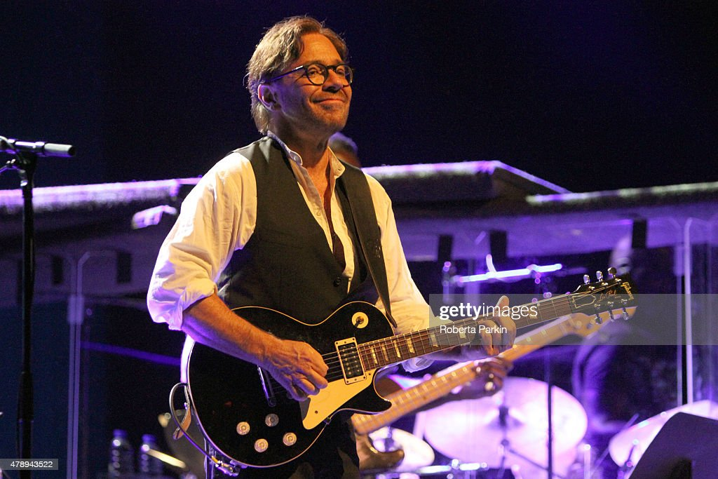 Al di Meola performs during the 2015 Festival International de Jazz de Montreal on June 26, 2015 in Montreal, Canada.